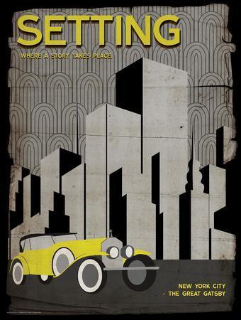 Setting (Great Gatsby) - Element of a Novel