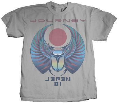 Journey - Japan 81