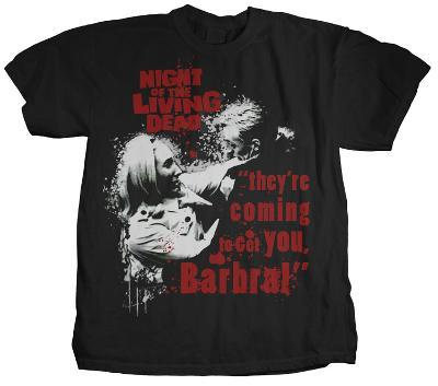 Night of the Living Dead - Coming to Get Barbra