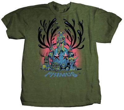 Primus - Antlers