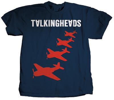 Talking Heads - Planes