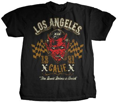 X - Devil Drives a Buick