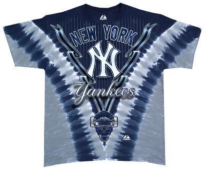 Youth: MLB: Yankees V-Dye