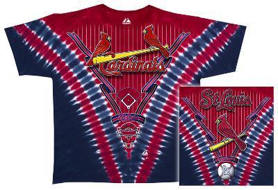 MLB: Cardinals V-Dye