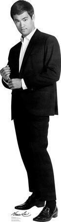 Bruce Lee - Suit Lifesize Standup