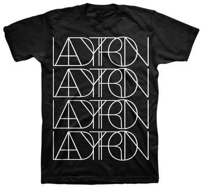 Ladytron - Logo (Slim Fit)