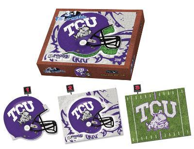 Texas Christian Horned Frogs Texas Christian Puzzle