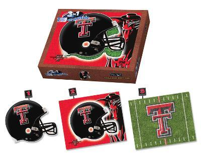 Texas Tech University Red Raiders Texas Tech Puzzle