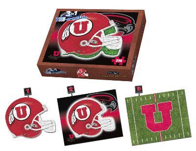 University Of Utah Utes Utah Puzzle