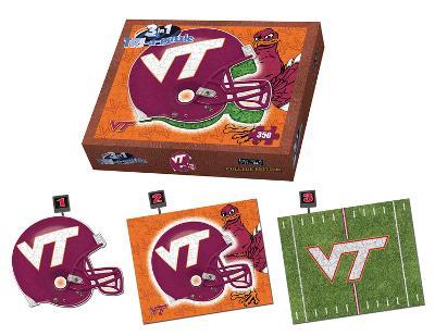 Virginia Tech University Hokies Virginia Tech Puzzle