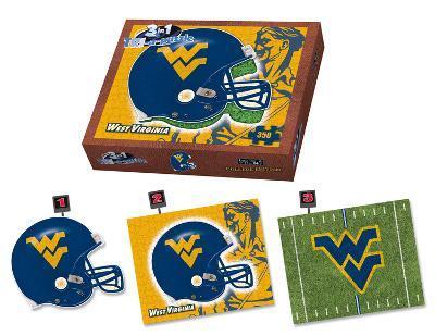 West Virginia University Mountaineers West Virginia Puzzle