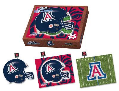 University Of Arizona Wildcats Arizona Puzzle