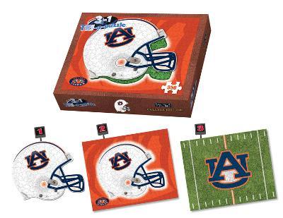 Auburn University Tigers Auburn Puzzle