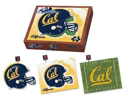 University Of California Berkley Golden Bears Cal-Berkley Puzzle
