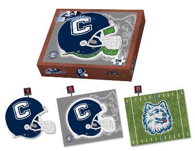 University Of Connecticut Huskies Connecticut Puzzle