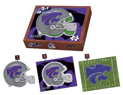 Kansas State University Wildcats Kansas State Puzzle