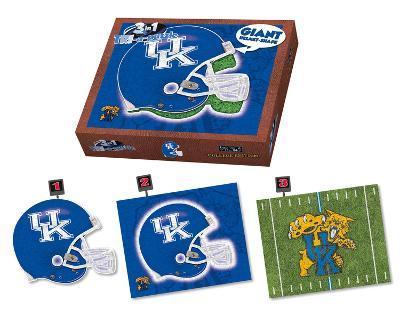 University Of Kentucky Wildcats Kentucky Puzzle