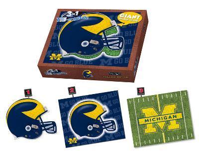 University Of Michigan Wolverines Michigan Puzzle