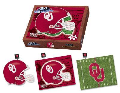 University Of Oklahoma Sooners Oklahoma Puzzle