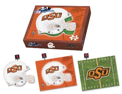 Oklahoma State University Cowboys Oklahoma State Puzzle
