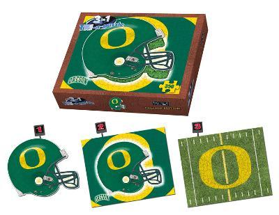 University Of Oregon Ducks Oregon Puzzle