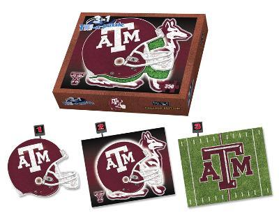 Texas A&M University Aggies Texas A&M Puzzle