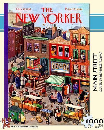 Main Street 1000 piece Puzzle