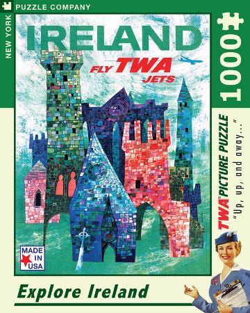 Ireland 1000 piece Puzzle