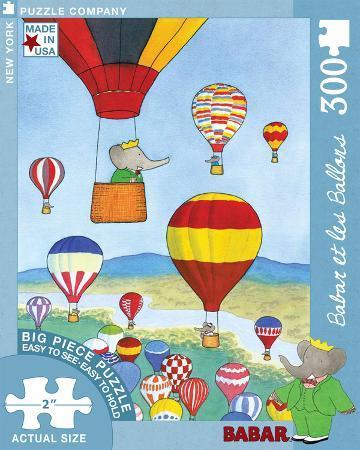 Babar et les Balloons 300 piece Puzzle