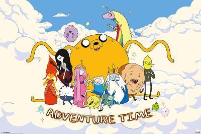 Adventure Time - Cloud