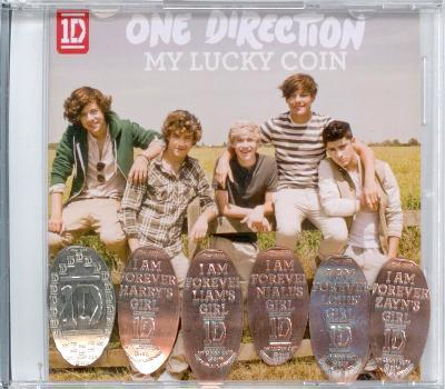 One Direction Lucky Coin Set - Forever