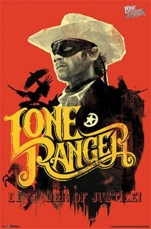 The Lone Ranger Defender of Justice