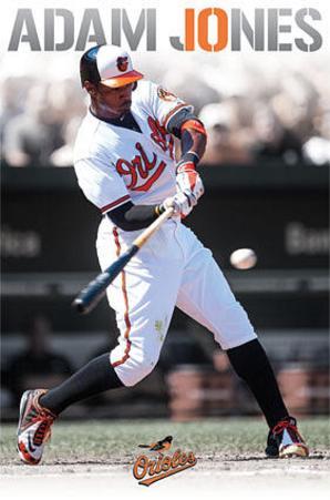 Adam Jones Baltimore Orioles