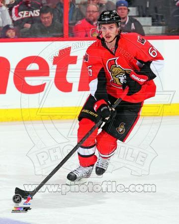 Erik Karlsson 2012-13 Action