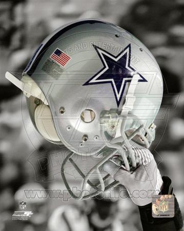 NFL Dallas Cowboys Helmet Spotlight