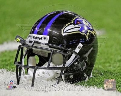 NFL Baltimore Ravens Helmet