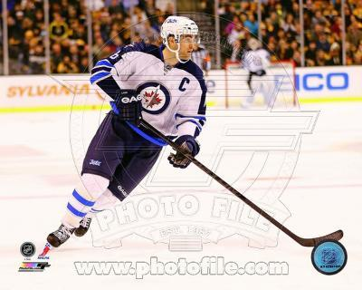 Andrew Ladd 2012-13 Action