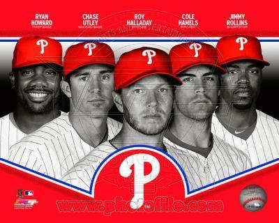 Philadelphia Phillies 2013 Team Composite