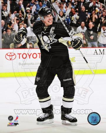 Sidney Crosby 2012-13 Action