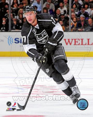 Jeff Carter 2012-13 Action