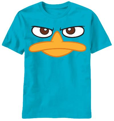 Youth: Phineas and Ferb - Duck Bill