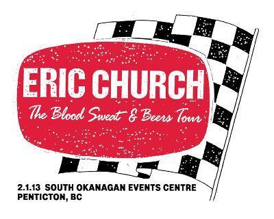 Eric Church - Penticton CA