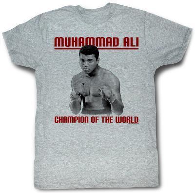 Muhammad Ali - Champ