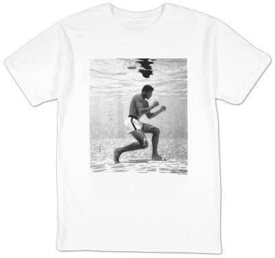 Muhammad Ali - Underwater Hitter