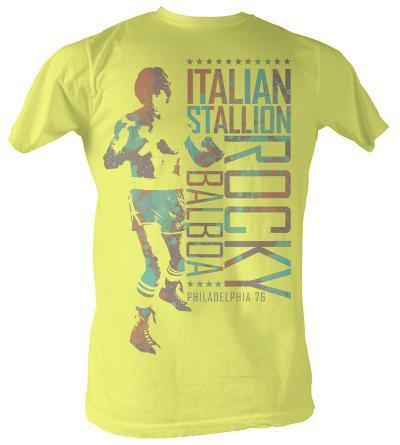 Rocky - Italy Man