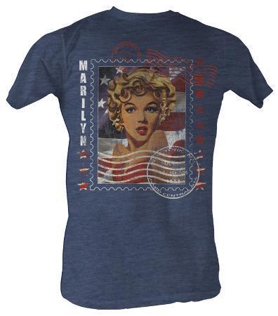 Marilyn Monroe - Marilyn Stamp