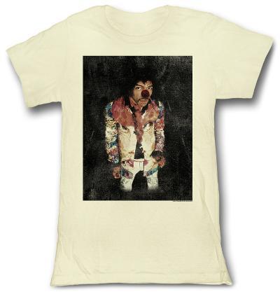 Juniors: Jimi Hendrix - Clown Stance
