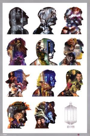 Doctor Who - Silhouette