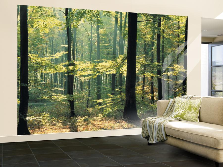 enchanted forest decorations.htm enchanted forest huge wall mural poster print  wall mural  enchanted forest huge wall mural poster