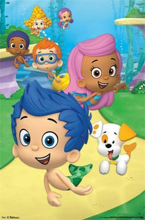 Bubble Guppies - Group TV Poster
